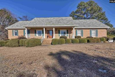 West Columbia Single Family Home For Sale: 209 Bramblewood
