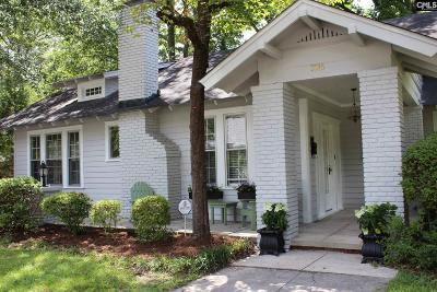 Columbia Single Family Home For Sale: 1315 Gladden