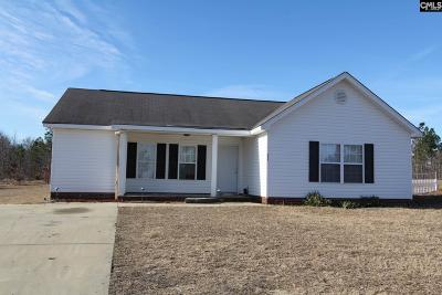 Lexington County Single Family Home For Sale: 605 Boy Scout Rd