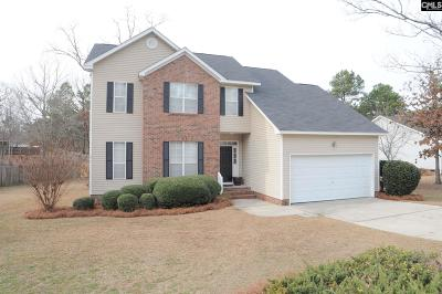 Irmo Single Family Home For Sale: 105 Brassfield
