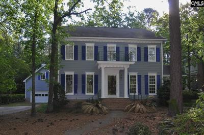 Cayce Single Family Home For Sale: 104 Mill Pond