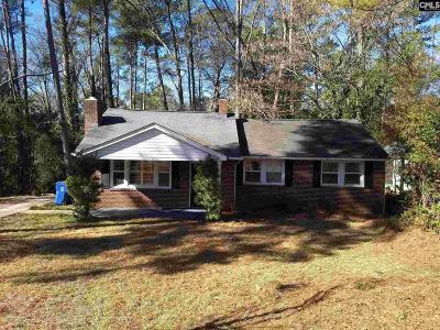 Keenan Terrace Single Family Home For Sale: 3415 Bellingham