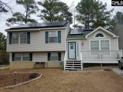 Irmo Single Family Home For Sale: 1 Woodspur