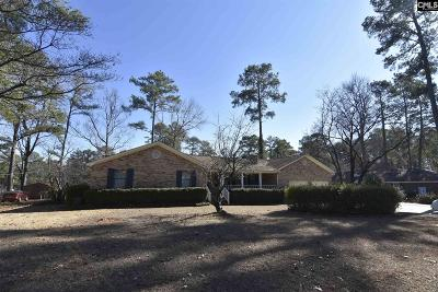 Columbia Single Family Home For Sale: 258 Piney Grove