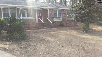 Columbia Single Family Home For Sale: 9 Chasewood #Lot #16