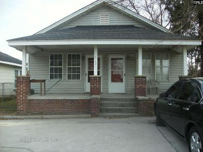 Cayce, Springdale, West Columbia Multi Family Home For Sale: 615 Frink