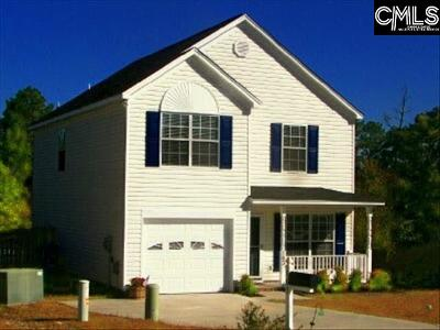West Columbia Single Family Home For Sale: 163 Bradford Hill