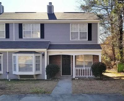 Lexington County, Richland County Townhouse For Sale: 1158 Cloister