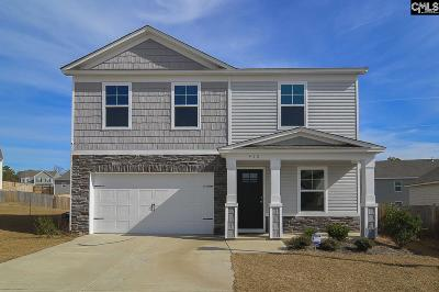 Single Family Home For Sale: 410 Deertrack