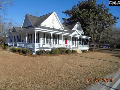 Bishopville Single Family Home For Sale: 201 E College