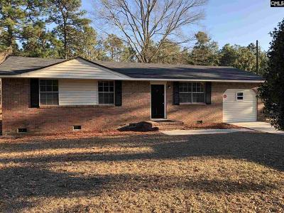 West Columbia Single Family Home For Sale: 4809 McDonald