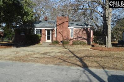 Cayce Single Family Home For Sale: 1512 Summerland