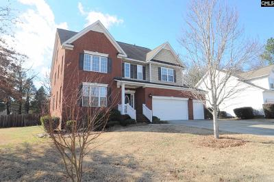 Irmo Single Family Home For Sale: 27 Ash