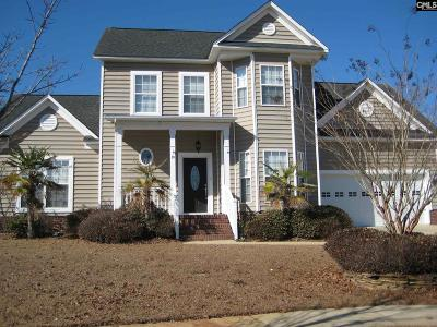 Irmo Single Family Home For Sale: 10 Blue Mountain