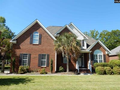 West Columbia Single Family Home For Sale: 134 Clubhouse