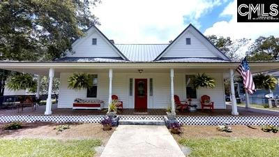 Johnston Single Family Home For Sale: 132 Calhoun