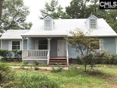 Single Family Home For Sale: 2872 Caulks Ferry