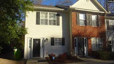 Lexington County, Richland County Townhouse For Sale: 3845 Overbrook #A