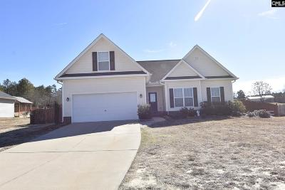 Leesville Single Family Home For Sale: 117 Switch Grass