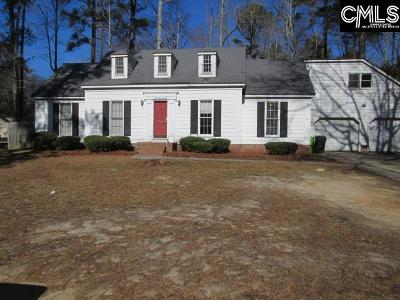 Irmo Single Family Home For Sale: 128 Fallsbury