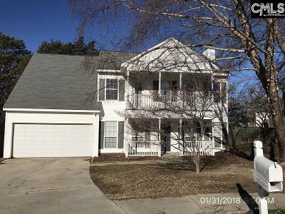 Single Family Home For Sale: 213 Hatton