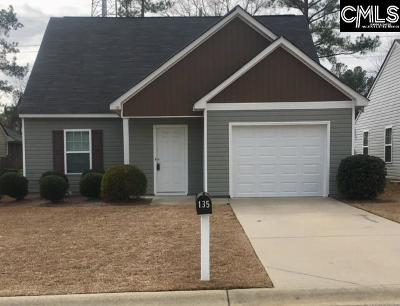 Blythewood Single Family Home For Sale: 135 Weeping Willow