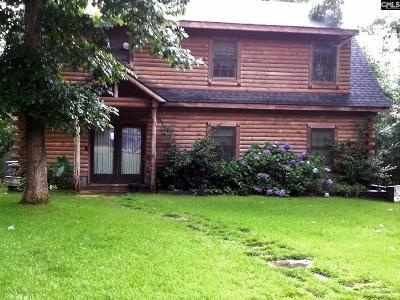 Little Mountain SC Single Family Home Contingent Sale-Closing: $285,000