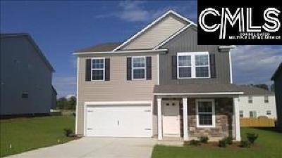 Single Family Home For Sale: 807 Winter Flower #093