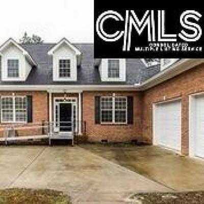 Lexington County Single Family Home For Sale: 833 Ruth Vista
