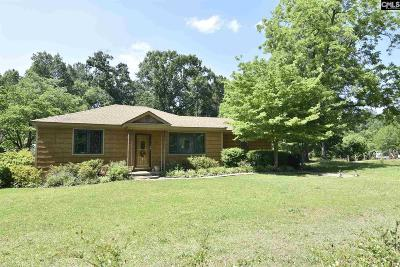Batesburg, Leesville Single Family Home For Sale: 608 Rock N Creek