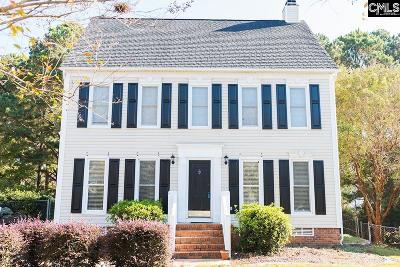 Single Family Home For Sale: 753 Bentley Drive
