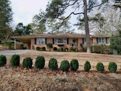 Forest Acres Single Family Home For Sale: 2101 Dalloz