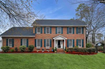 Columbia Single Family Home For Sale: 134 Chimney Hill
