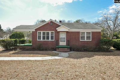 Cayce Single Family Home For Sale: 2300 Forrest