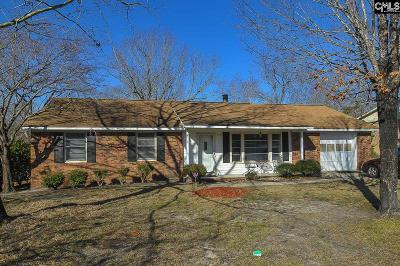 Cayce, Springdale, West Columbia Single Family Home For Sale: 1525 Coolbrook