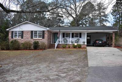 Camden Single Family Home For Sale: 2111 Hawthorne