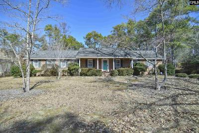 Richland County Single Family Home For Sale: 7 Sweet Bay