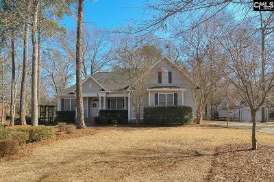 West Columbia Single Family Home For Sale: 527 Beverly