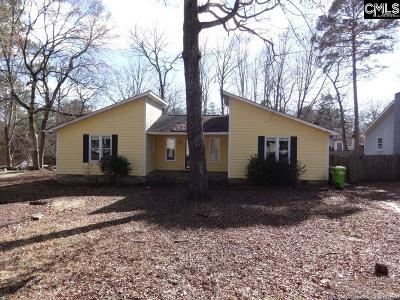 Irmo Single Family Home For Sale: 143 Minehead