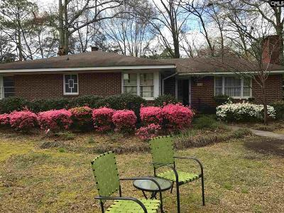 Bishopville Single Family Home For Sale: 328 S Heyward
