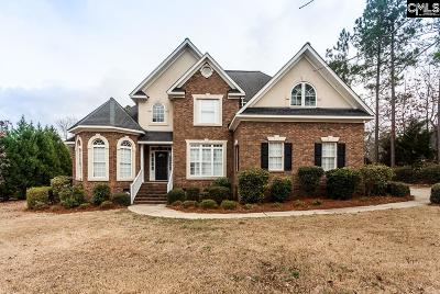 Blythewood Single Family Home For Sale: 204 Brookwood Forest