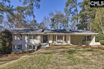 Columbia Single Family Home For Sale: 5001 Quail