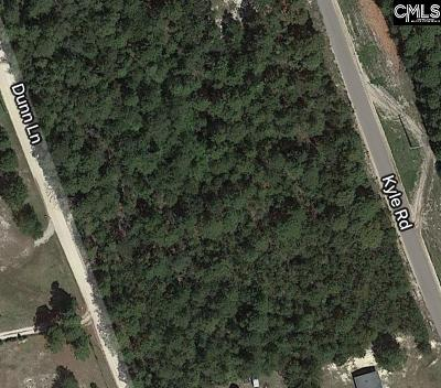 Lexington County Residential Lots & Land For Sale: Dunn