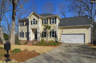 Cayce, S. Congaree, Springdale, West Columbia Single Family Home For Sale: 106 Boulder Top