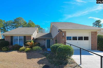 West Columbia Single Family Home For Sale: 506 Jadetree