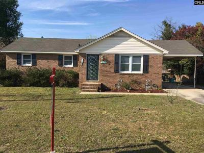 Lexington Single Family Home For Sale: 208 Oak Ridge