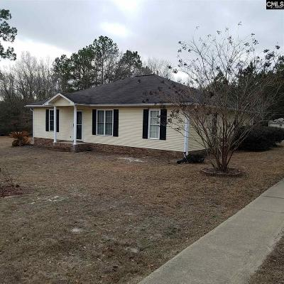 Camden Single Family Home For Sale: 850 White Pines