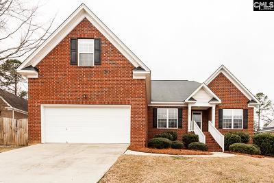 Irmo Single Family Home For Sale: 348 Ridge Run Trail