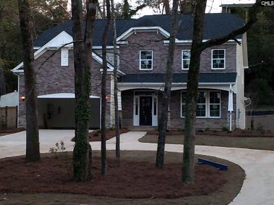 Columbia Single Family Home For Sale: 2822 Trenholm