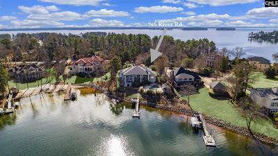 Lexington County, Newberry County, Richland County, Saluda County Single Family Home For Sale: 716 River